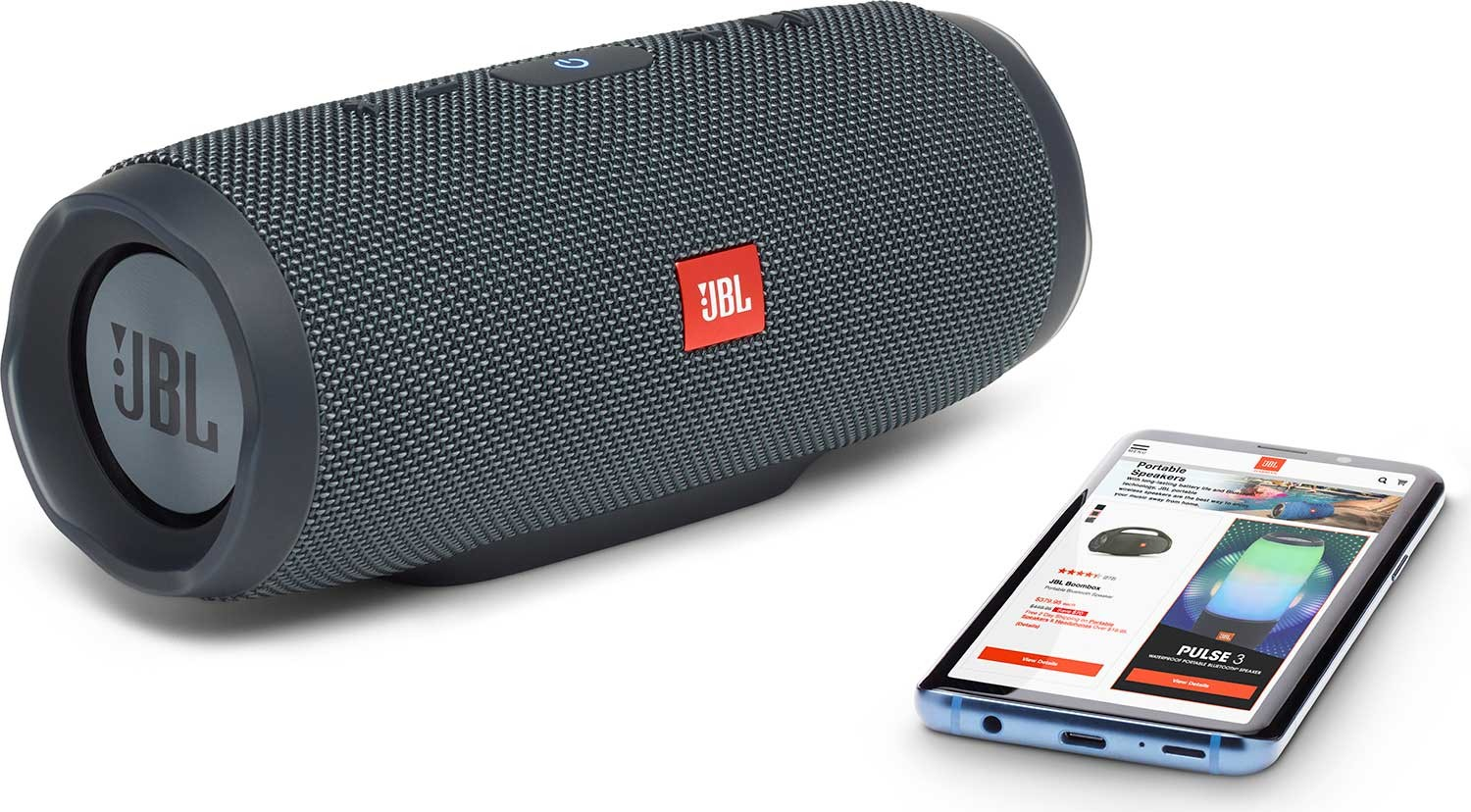 Přenosný reproduktor JBL Charge Essential