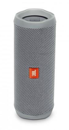 Přenosný reproduktor JBL Flip 4 šedý