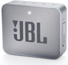 Přenosný reproduktor JBL Go 2 šedý