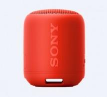 Přenosný reproduktor Sony SRS-XB12, červený