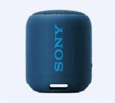 Přenosný reproduktor Sony SRS-XB12, modrý