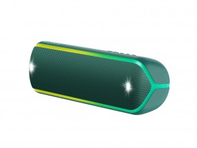 Přenosný reproduktor Sony SRS-XB32, zelený