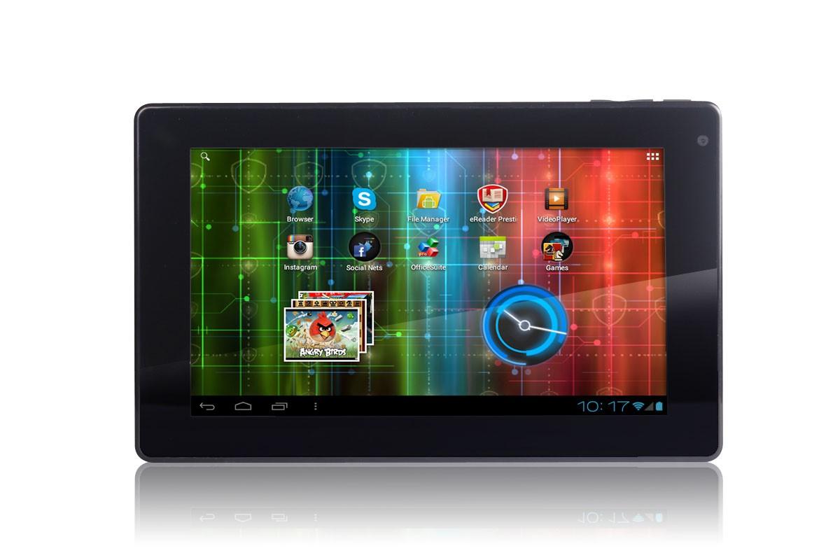 "Prestigio MultiPad PMP3370B 7"", 4 GB, WF, Android 4.0"