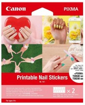 Printable Nail Stickers Canon 3203C002 NL-101