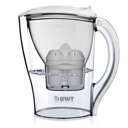 Příprava nápojů BWT filtrační konvice Initium bílá