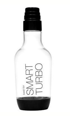 Příprava nápojů Limo Bar T0173 Soda láhev 1,5 l, černá