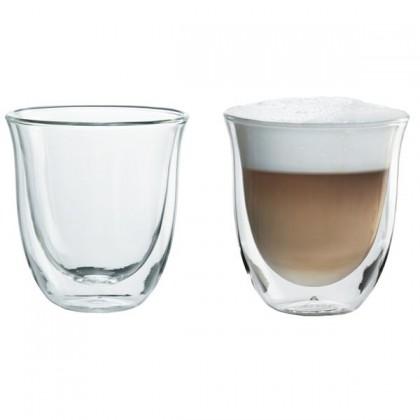 Příprava nápojů Skleničky na kávu DeLonghi Cappuccino