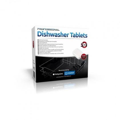 Přípravky do myčky Čisticí prostředek pro myčky 25 tablet C00092230 Indesit