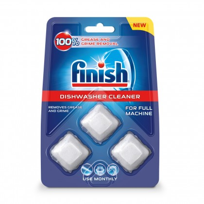 Přípravky do myčky Kapsle na čistění myčky Finish 3060309, 3ks