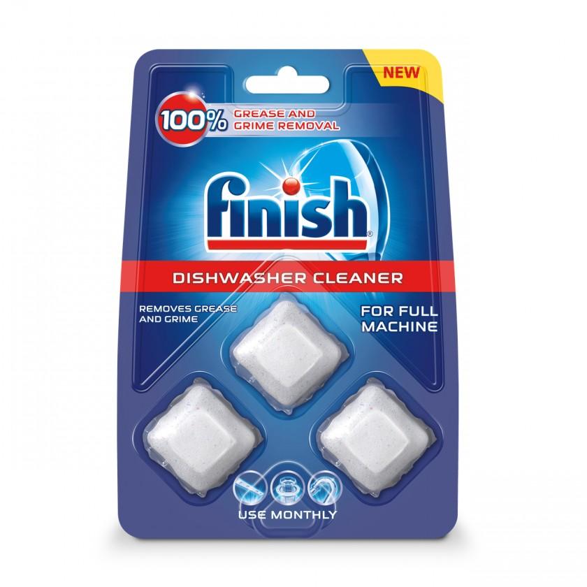 Přípravky do myčky Kapsle na čistění myčky Finish 3060309