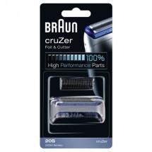 Příslušenství k holícím strojkům Braun Combipack 20S ROZBALENO