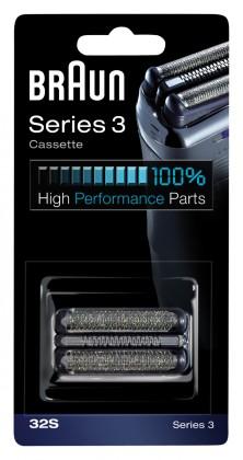 Příslušenství k holícím strojkům Braun CombiPack Series3 - 32S