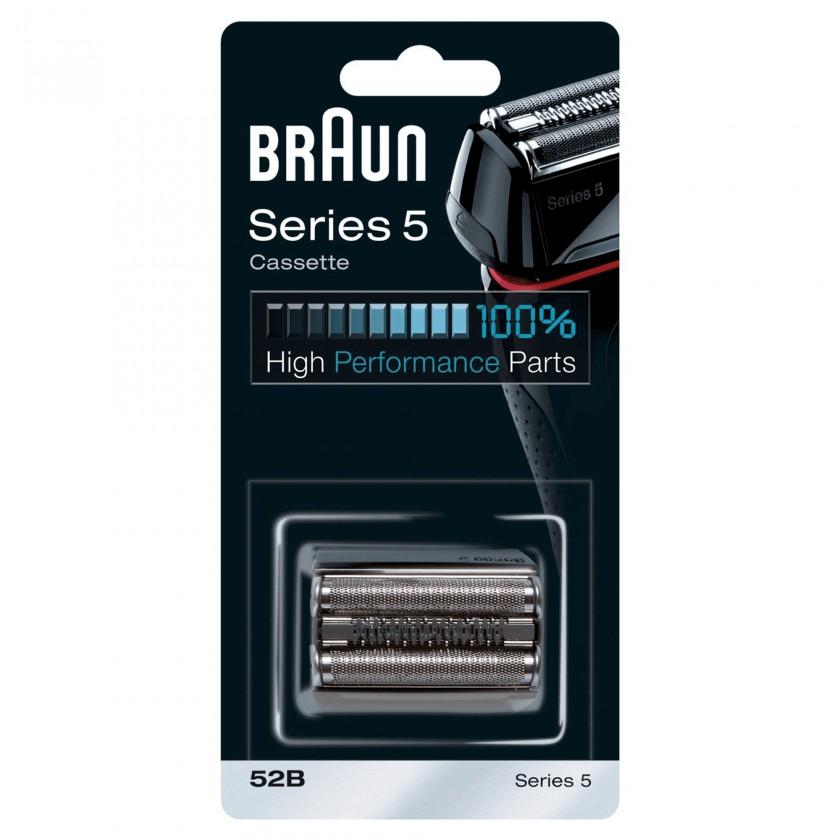 Příslušenství k holícím strojkům Břitový blok Braun CombiPack Series 5 FlexMotion 52B