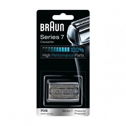 Příslušenství k holícím strojkům Náhradní holící hlava Braun CombiPack Series7 - 70S