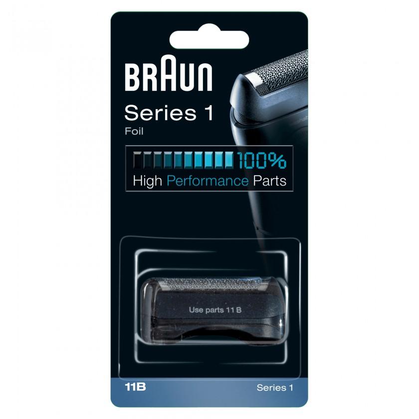 Příslušenství k holícím strojkům Náhradní planžeta Braun combi pack Series-1