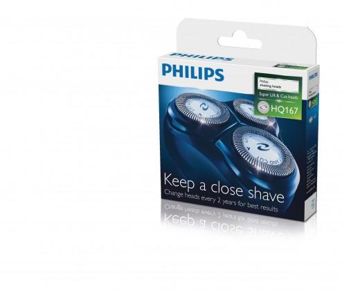 Příslušenství k holícím strojkům Philips HQ 167/50