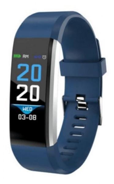 Příslušenství k nositelné elektronice Řemínek pro náramek Aligator EB04 Color Basic, modrá