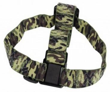 Příslušenství k outdoor kamerám Apei Outdoor Colorful Head strap (military) for GoPro 4/3+/3/2/1