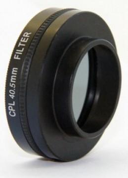 Příslušenství k outdoor kamerám Apei Outdoor CPL Filter & Lens 40.5mm for GoPro 4/3+/3