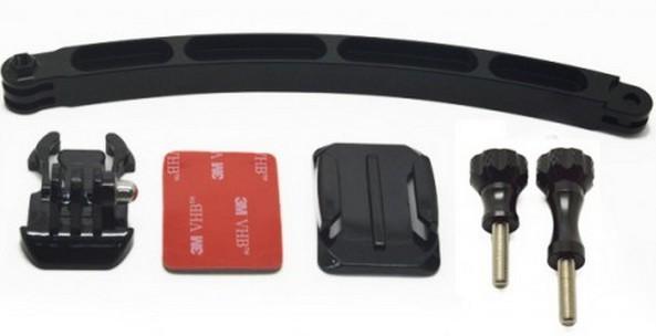 Příslušenství k outdoor kamerám Apei Outdoor Helm Aluminum Arm with mounts & screws 4/3 /3/2/1