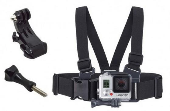 Příslušenství k outdoor kamerám Apei Outdoor Junior Chesty with J-hook Bracket  4/3+/3/2/1