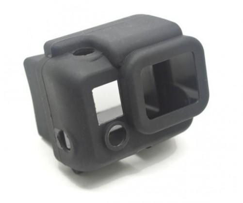 Příslušenství k outdoor kamerám Apei Outdoor Silicone Case for Gopro Hero 3 (black)