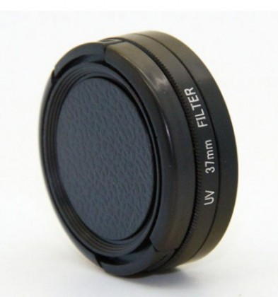 Příslušenství k outdoor kamerám Apei Outdoor UV Filter & Lens 37mm for GoPro 4/3+/3