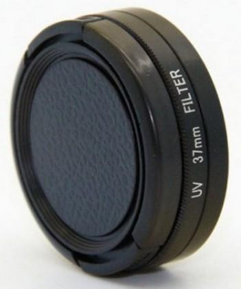Příslušenství k outdoor kamerám Apei Outdoor UV Filter & Lens 37mm for GoPro 4/3+/3 ROZBALENO