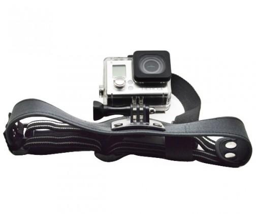 Příslušenství k outdoor kamerám Čelenka na hlavu NICEBOYN117