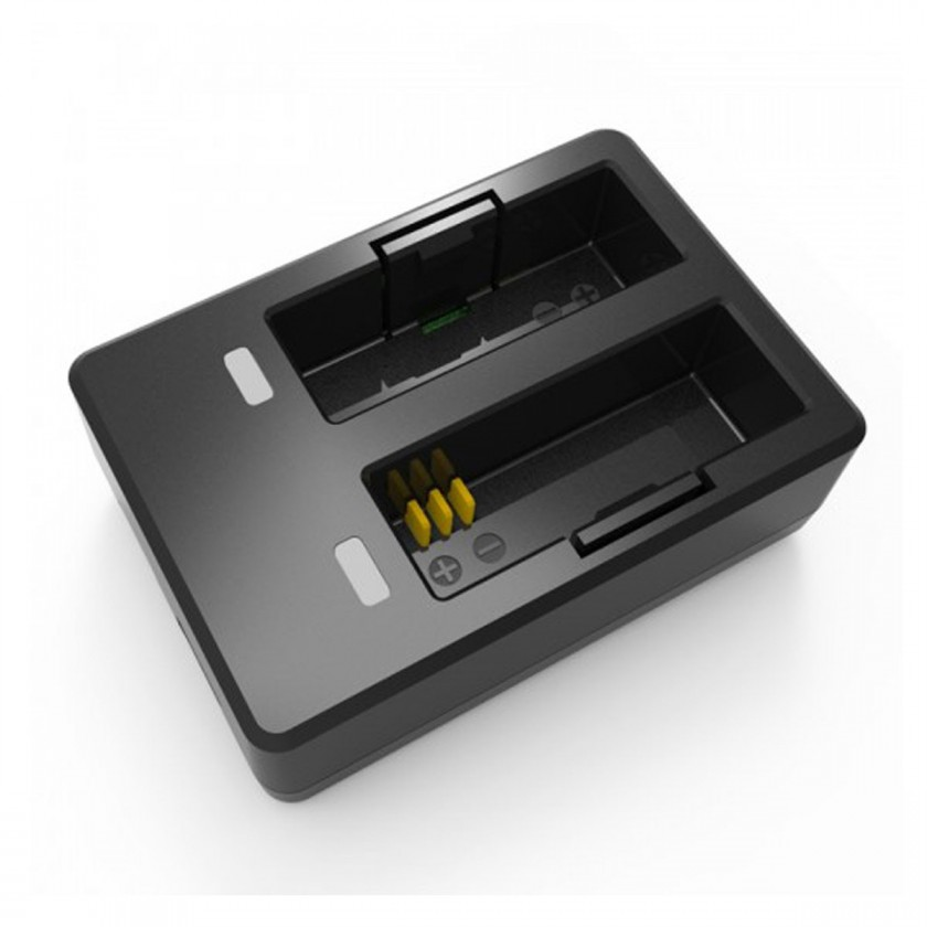 Příslušenství k outdoor kamerám Duální externí nabíječka pro baterie SJCAM™ SJ7