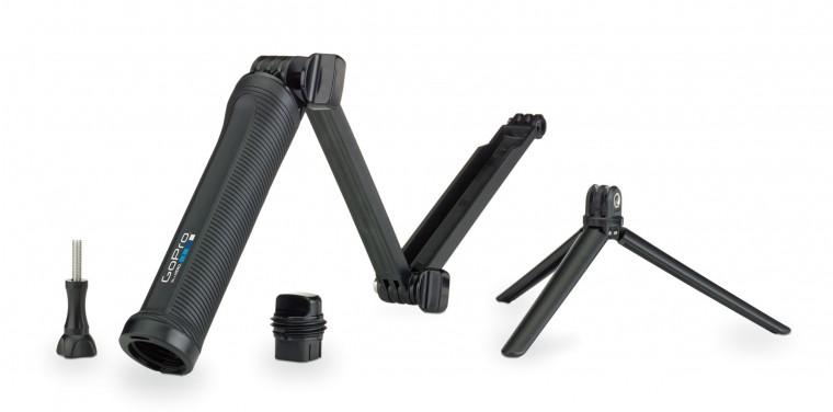 Příslušenství k outdoor kamerám GoPro držák 3 WAY GRIP-ARM-TRIPOD