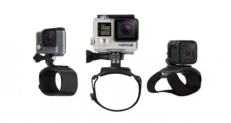Příslušenství k outdoor kamerám GOPRO The Strap (AHWBM-001)