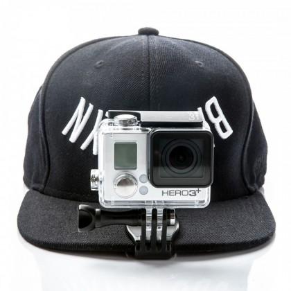 Příslušenství k outdoor kamerám MadMan Head clip pro GoPro