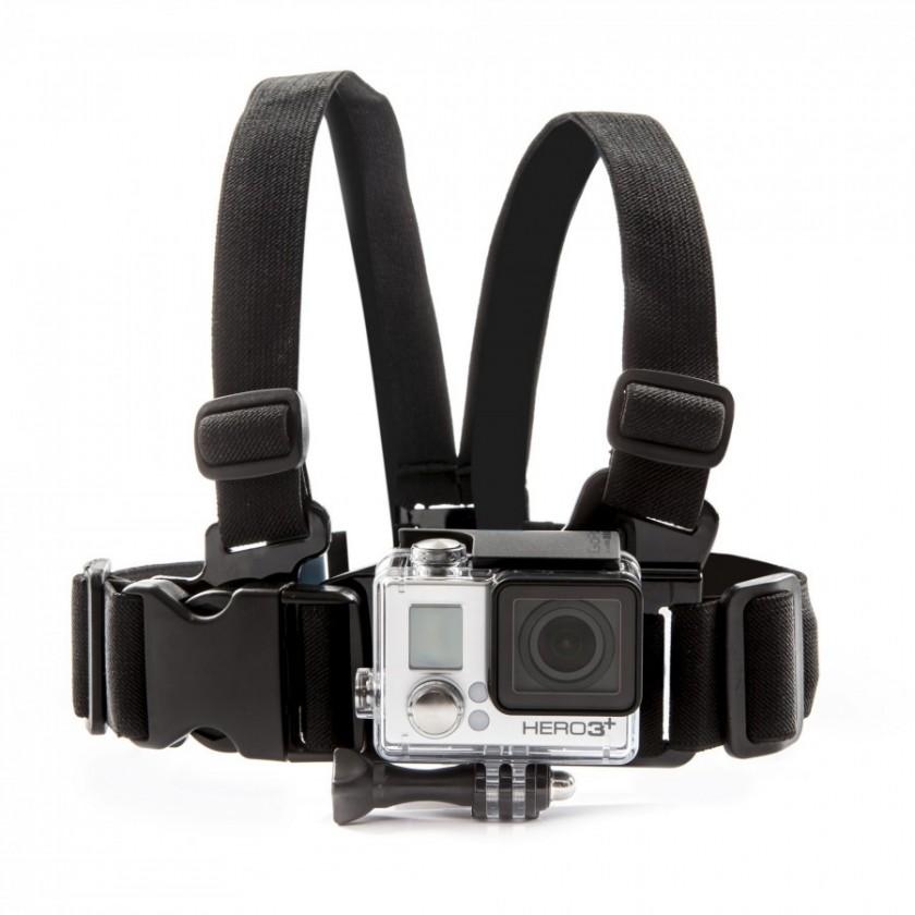 Příslušenství k outdoor kamerám MadMan Prsní držák dětský pro GoPro