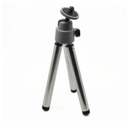 Příslušenství k outdoor kamerám Mini stativ Niceboy, stříbrný