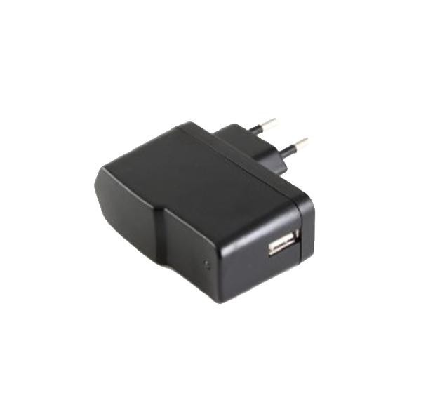 Příslušenství k outdoor kamerám Nabíječka USB NICEBOY 230V Strong 1000mA černá