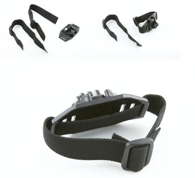 Příslušenství k outdoor kamerám Pásek k uchycení na helmu NICEBOY#