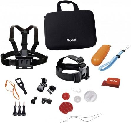 Příslušenství k outdoor kamerám Sada příslušenství pro vodní sporty pro kamery ROLLEI a GoPro
