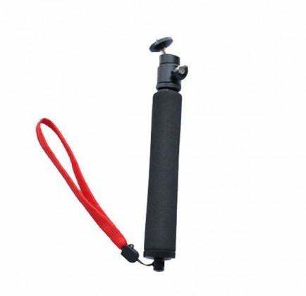 Příslušenství k outdoor kamerám Teleskopický držák Niceboy, až 52,5cm, pro akční kamery