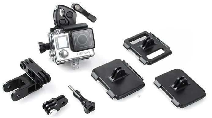 Příslušenství k outdoor kamerám Univerzální sada k upevnění na zbraň pro akční kamery N232