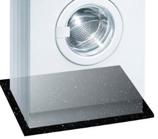 Příslušenství k pračkám Antivibrační podložka pod pračky, 60x45cm