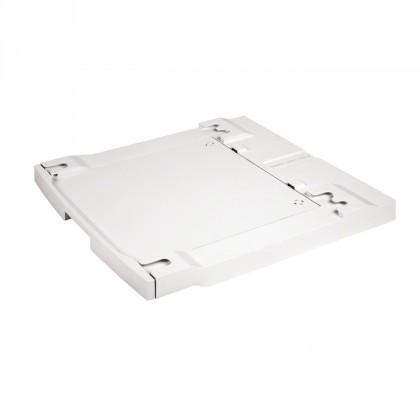 Levně Příslušenství k pračkám mezikus mezi pračku a sušičku s výsuvem electrolux 902979288