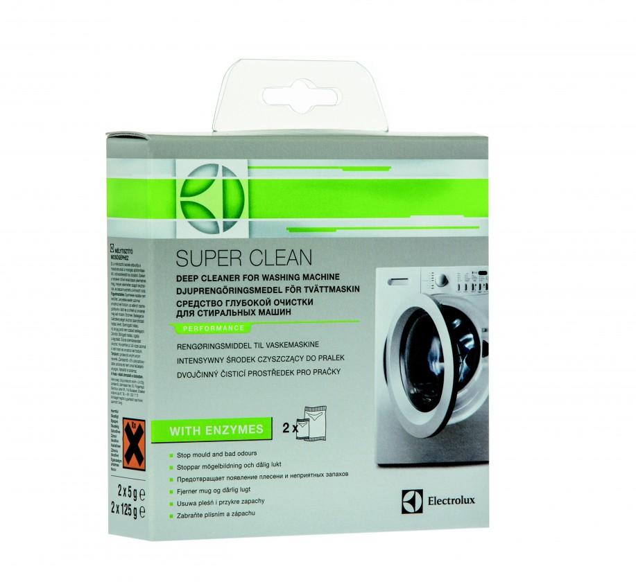 Příslušenství k pračkám Speciální čistič praček Electrolux