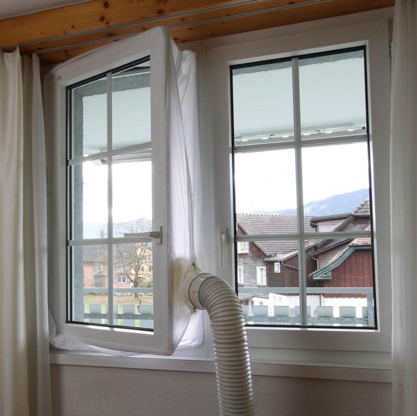 Příslušenství k úpravnám vzduchu a klimatizacím Těsnění oken pro mobilní klimatizace Guzzanti GZ 901