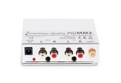 Příslušenství ke gramofonům AQ MM 3