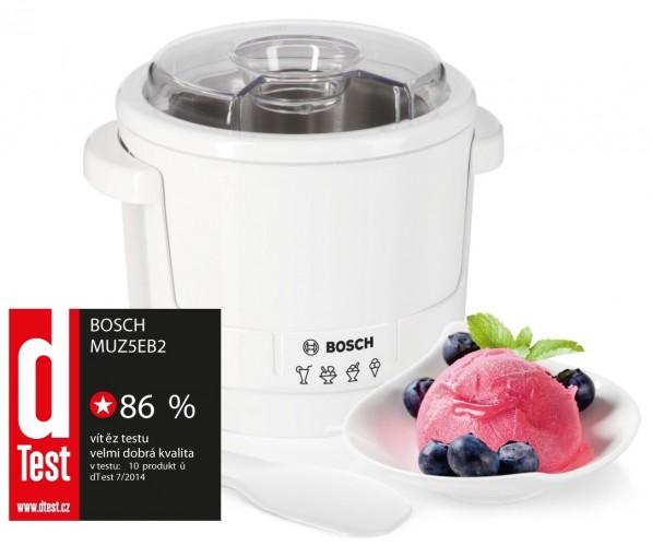 Příslušenství K Robotu Bosch Muz5vl1 Mum5 Krouhač: Bosch MUZ5EB2 Šlehač Na Zmrzlinu