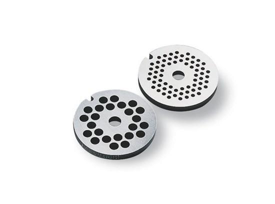Příslušenství ke kuchyňským robotům Bosch sada děrovaných kotoučů MUZ45LS1