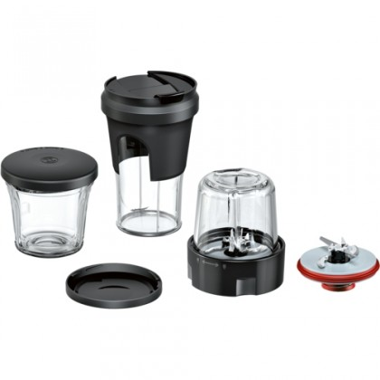 Příslušenství ke kuchyňským robotům Sada TastyMoments s multifunkčním mlýnkem Bosch MUZ9TM1, 5v1