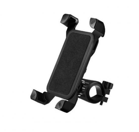 Příslušenství pro elektromobilitu Plastový držák na telefon pro kolo/elektrokoloběžku