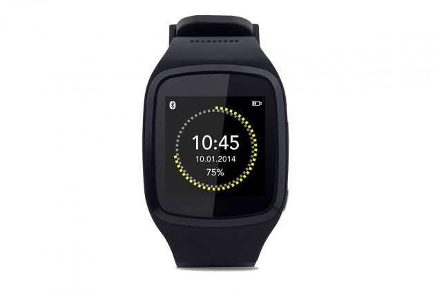 Příslušenství pro GPS MYKRONOZ ZESPLASH chytré hodinky - černé